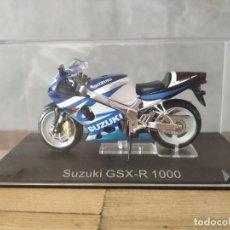 Motos a escala: SUZUKI GSX-R 1000. MOTO ESCALA 1:24. Lote 210380135