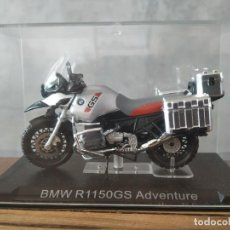 Motos em escala: BMW R1150GS ADVENTURE. MOTO ESCALA 1:24. Lote 210382066