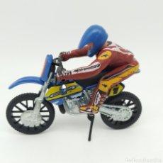 Motos in scale: MOTO DE MOTOCROS DE GUISVAL, ALPINESTARS. Lote 211915583