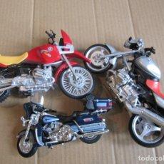 Motos a escala: LOTE 3 MOTOS. Lote 214178662