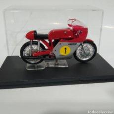 Motos a escala: MOTO MV AUGUSTA 500 GIACOMO AGOSTINI 1967. Lote 215306112