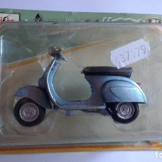 Motos in scale: VESPA 90 SELLA LUNGA (1963) ESCALA 1:18. Lote 216718552