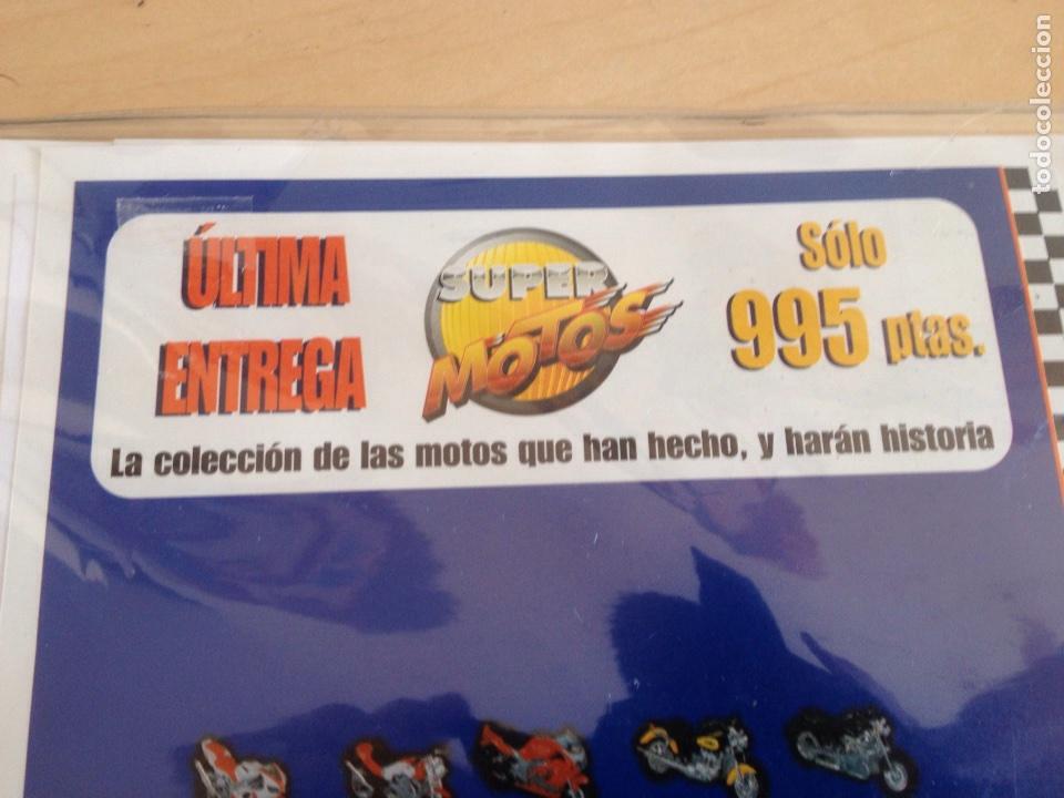 Motos a escala: SUZUKY RM 250 - Moto Colección Super Motos última entrega - Foto 3 - 216868358