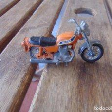 Motos in scale: PEQUEÑA MOTO A ESCALA HONDA MIDE 7.5 CM. Lote 217138283