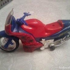 Motos a escala: MOTO DE SPIDERMAN. Lote 218161718