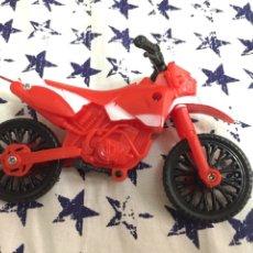 Motos a escala: MOTO CROSS PLÁSTICO. Lote 218305230