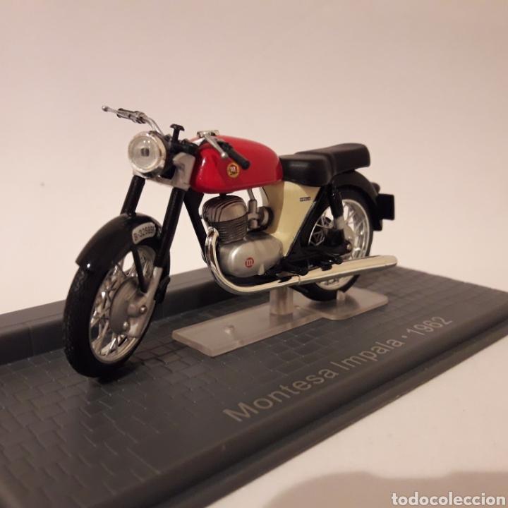 MOTO MONTESSA IMPALA 1962. ALTAYA (Juguetes - Motos a Escala)
