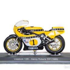 Motos a escala: MOTO GP 1980 - KENNY ROBERTS - YAMAHA YZR 500 - IXO, ALTAYA / N37 (ESCALA 1:18). Lote 218532591