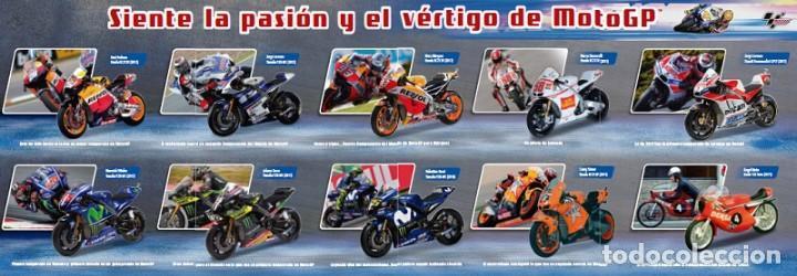 Motos a escala: Gilera RSA250 Marco Simoncelli 2008 1:18 Ixo Salvat Diecast Moto GP - Foto 5 - 218689588