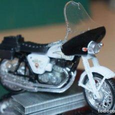 Motos a escala: ANTIGUA MOTO GUILOY HONDA 750 CC POLICE REF 277. Lote 219545058
