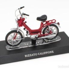 Motos a escala: RIZZATO CALIFFONE MOBYLETTE COLLECTION 1/18 LEO MODELS. Lote 221368896