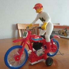 Motos a escala: BULTACO MOTOCROSS AÑOS 70. Lote 221608497