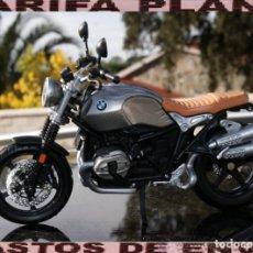 Motos à l'échelle: MOTO BMW R NINE T SCRAMBLER ESCALA 1:12 DE MAISTO EN SU BLISTER. Lote 223018653