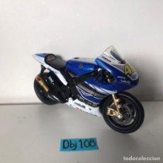 Motos a escala: MOTO YAMAHA DE CARRERAS A ESCALA. Lote 223210505