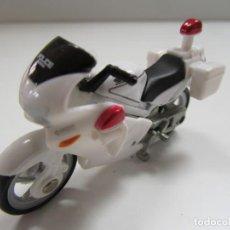 Motos in scale: MOTO HONDA POLICIA - TOMY ESCALA 1/32 - MADE IN TAIWAN (A). Lote 224335395