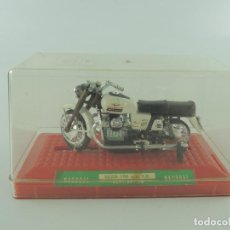 Motos in scale: MOTO GUZZI NACORAL 750 CENTÍMETROS CÚBICOS REFERENCIA 3601/ M PARA ARREGLAR. Lote 224416100