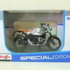 Motos a escala: MOTO BMW R NINE T SCRAMBLER - MAISTO SPECIAL EDITION ESC 1:18 DIECAST MINIATURA MOTOCICLETA NINET 9. Lote 224606020