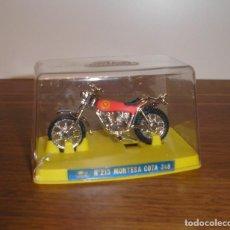 Motos in scale: GUISVAL MONTESA COTA. Lote 224783470