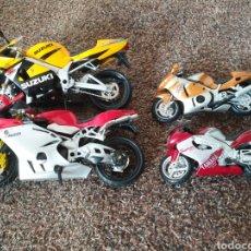 Motos in scale: ANTIGUAS MOTOS COLECCIÓN. Lote 226877315
