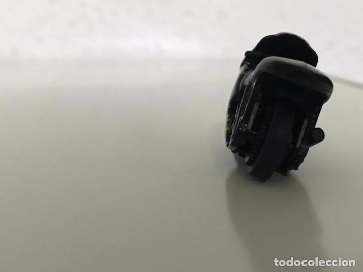 Motos a escala: 4 MICROMOTOS RUEDA DE INERCIA- MOTO GP - REPSOL - STSNLEY MONSTER - WARRIOR - Foto 14 - 228518540
