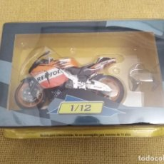 Motos a escala: MOTO VALENTINO ROSSI. Lote 230915100