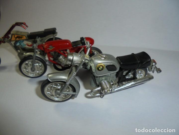Motos a escala: magnificas tres motos antiguas - Foto 2 - 234123595