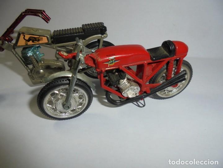 Motos a escala: magnificas tres motos antiguas - Foto 3 - 234123595