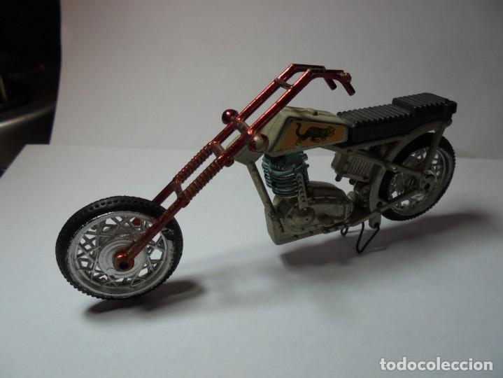 Motos a escala: magnificas tres motos antiguas - Foto 4 - 234123595