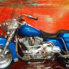 Motos a escala: MOTO HARLEY DAVISON ESCALA 1/18 DE MAISTO A ESTRENAR. Lote 235584295