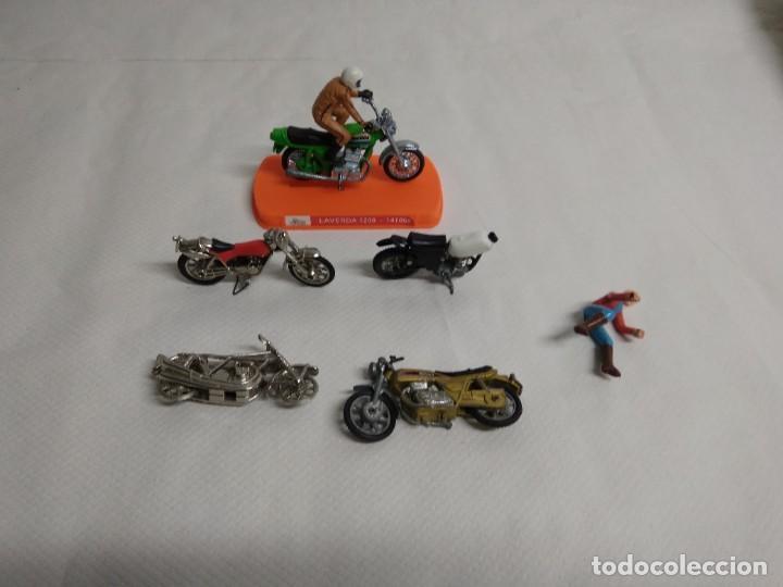 LOTE MINIATURAS DE MOTO (Juguetes - Motos a Escala)