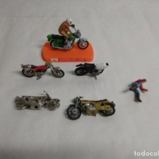 Motos in scale: LOTE MINIATURAS DE MOTO. Lote 235801445