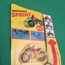 Motos a escala: MOTO SPRINT MOTOCROS REDONDO. Lote 236952020