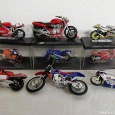 Motos a escala: LOTE MOTOS. Lote 237103500