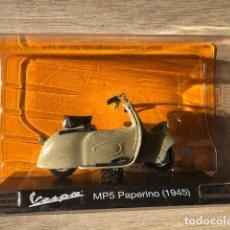 Motos a escala: VESPA MP5 PAPERINO - 1945 - VESPA COLLECTION RBA, 1/18. Lote 237670685