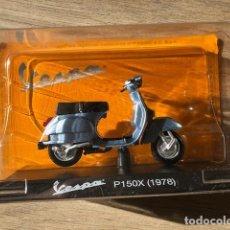 Motos a escala: VESPA P150X - 1978 - VESPA COLLECTION RBA, 1/18. Lote 237670975