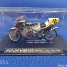 Motos a escala: HONDA NSR500 WAYNE GARDNER (1987). Lote 238630800