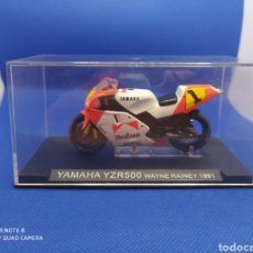Motos a escala: YAMAHA YZR500 WAYNE RAINEY (1991). Lote 238674395