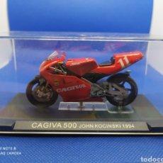 Motos a escala: CAGIVA500 JOHN KOCINSKI (1994). Lote 238814580