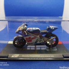 Motos a escala: HONDA RS250RW ALEX DEBON (2005). Lote 238817430