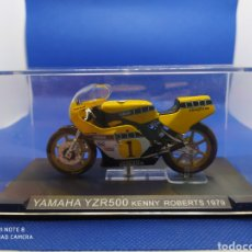 Motos a escala: YAMAHA YRZ500 KENNY ROBERTS (1979). Lote 238819945