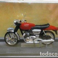 Motos in scale: MOTO METALICA A ESCALA. NORTON COMANDO. 1969. MOTO-02. Lote 241027030