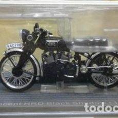 Motos in scale: MOTO METALICA A ESCALA. VICENT HRD BLACK SHADOW. 1954. MOTO-04. Lote 241028115
