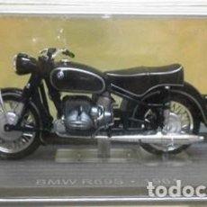 Motos in scale: MOTO METALICA A ESCALA. BMW R69S. 1961. MOTO-05. Lote 241028585