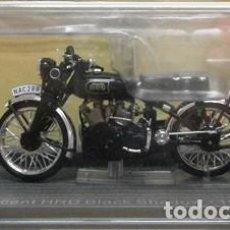 Motos in scale: MOTO METALICA A ESCALA. ROYAL ENFIELD BULLET. 1938. MOTO-06. Lote 241029240