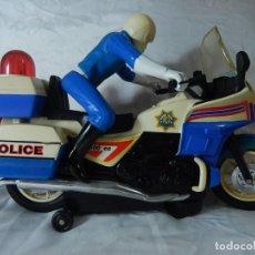 Motos a escala: MOTO DE POLICÍA. CAPITAL CITY WASHINGTON D.C. SIN MÁS DATOS.. Lote 241302130