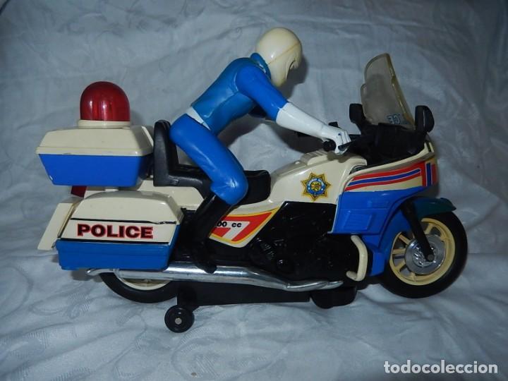 Motos a escala: Moto de Policía. Capital City Washington D.C. Sin más datos. - Foto 2 - 241302130