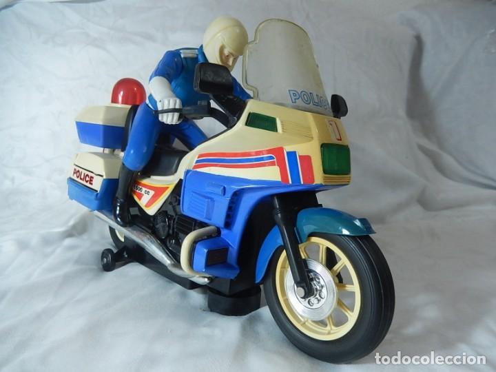Motos a escala: Moto de Policía. Capital City Washington D.C. Sin más datos. - Foto 3 - 241302130