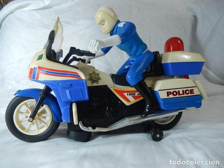 Motos a escala: Moto de Policía. Capital City Washington D.C. Sin más datos. - Foto 5 - 241302130