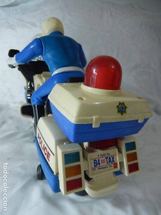 Motos a escala: Moto de Policía. Capital City Washington D.C. Sin más datos. - Foto 6 - 241302130