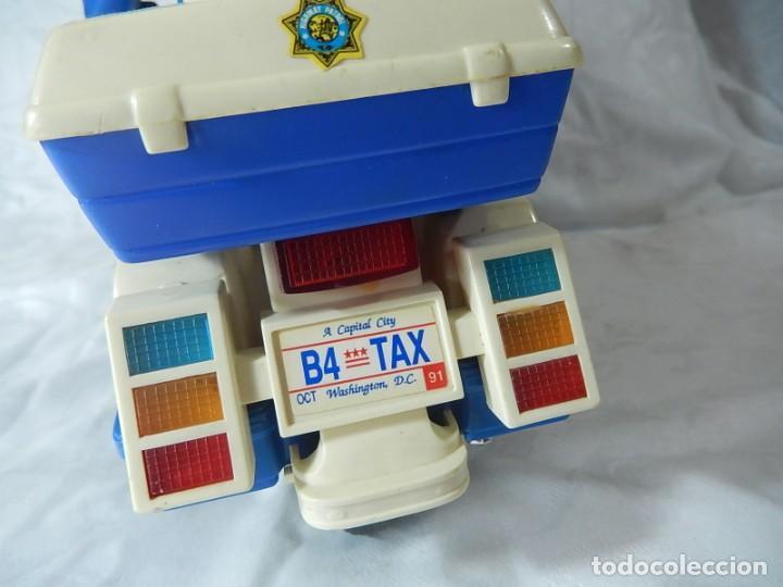 Motos a escala: Moto de Policía. Capital City Washington D.C. Sin más datos. - Foto 7 - 241302130